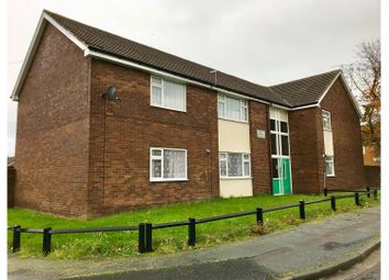 Thumbnail 1 bed flat to rent in Stokesay Court, Ellesmere Port