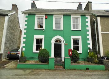 Thumbnail 4 bed detached house for sale in Gilfachrheda, New Quay