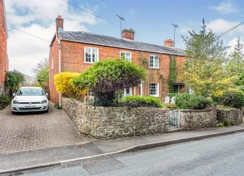 Thumbnail 4 bed semi-detached house for sale in The Mercers, High Street, West Lavington, Devizes