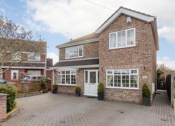 Thumbnail 4 bedroom detached house for sale in Dunbar Avenue, Grimsby, North East Lincolnshire