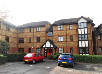 Thumbnail 1 bed flat for sale in Redwood Grove, Bedford, Bedfordshire