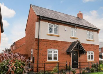 "Thumbnail 4 bed detached house for sale in ""Witley"" at Halam Road, Southwell"