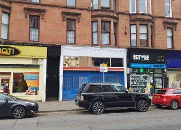 Thumbnail Retail premises to let in Dumbarton Road, Glasgow