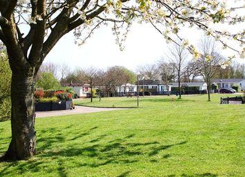 Thumbnail 2 bedroom mobile/park home for sale in Takeley Park, Hatfield Broadoaks Road, Takeley, Bishop's Stortford