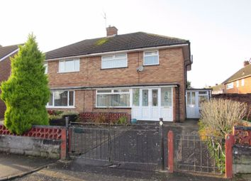 Thumbnail 3 bedroom semi-detached house for sale in Poplar Road, Fairwater, Cardiff