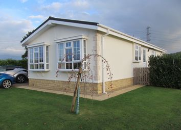 Thumbnail 2 bed mobile/park home for sale in Long Carrant Park, Cheltenham Road, Ashton Under Hill, Worcs.