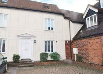 Thumbnail 1 bedroom end terrace house to rent in Joscelyns Yard, Dunmow Road, Bishop's Stortford