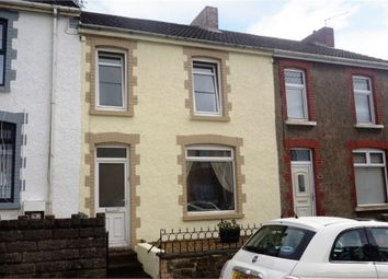 Thumbnail 3 bed terraced house for sale in Pwllygath Street, Kenfig Hill, Bridgend
