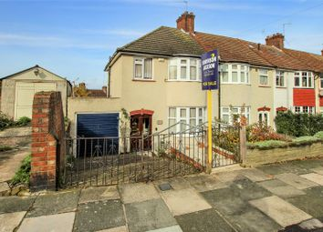 Thumbnail 3 bed end terrace house for sale in Moordown, Shooters Hill, London