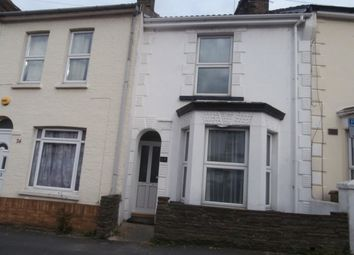 Thumbnail 1 bedroom property to rent in Shakespeare Road, Gillingham