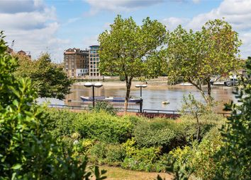 Thumbnail 3 bed flat for sale in Thorney Crescent, Battersea, London