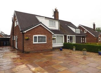 Thumbnail 4 bedroom semi-detached house for sale in Station Road, New Longton, Preston