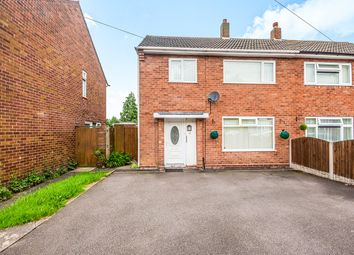 Thumbnail 3 bed semi-detached house for sale in Spring Close, Pelsall, Walsall