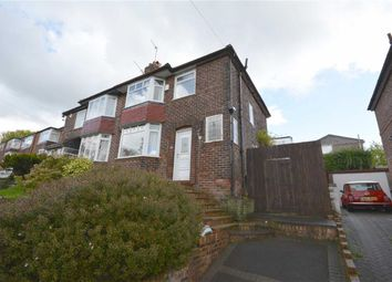 Thumbnail 3 bedroom semi-detached house to rent in Lowther Road, Prestwich, Manchester