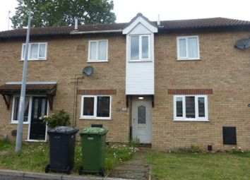 Thumbnail 2 bed terraced house to rent in Hogarth Close, Bradwell, Great Yarmouth