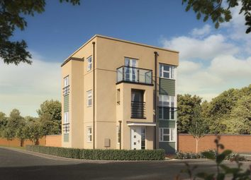 "Thumbnail 4 bed town house for sale in ""The Lansdown "" at Yorkley Road, Cheltenham"
