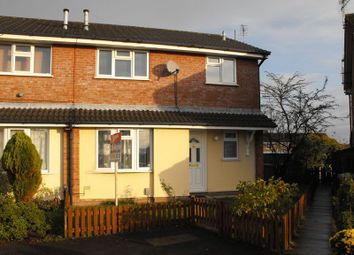 Thumbnail 2 bed terraced house to rent in Little Meadow, Bradley Stoke, Bristol