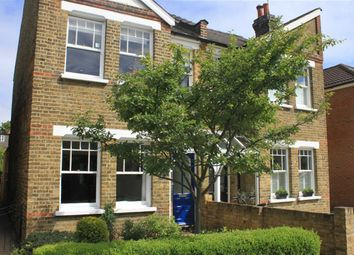 Thumbnail 4 bed semi-detached house for sale in Thelma Grove, Teddington