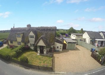 Thumbnail 2 bed cottage for sale in The Causeway, Hitcham, Ipswich, Suffolk