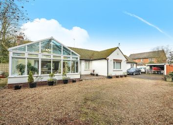 Thumbnail 4 bed detached bungalow for sale in Main Street, Hartford, Huntingdon