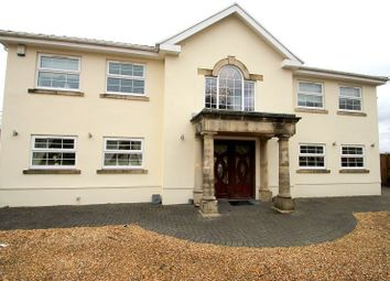 Thumbnail 4 bedroom detached house for sale in Hendy Road, Penclawdd, Swansea.