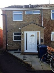 Thumbnail 5 bedroom end terrace house to rent in Campkin Road, Cambridge