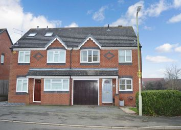 Thumbnail 3 bed semi-detached house to rent in Harley Way, Bridgnorth