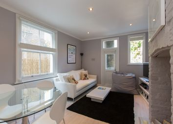 Thumbnail 2 bed flat to rent in Blandfield Road, Clapham South, London