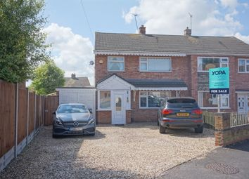 Thumbnail 3 bed semi-detached house for sale in Thorndale Road, Thurmaston, Leicester
