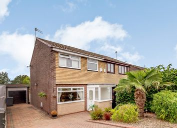 Thumbnail 3 bed semi-detached house for sale in Ladysmith Drive, Ashton-Under-Lyne, Greater Manchester