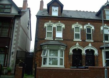 Thumbnail Room to rent in Selwyn Road, Edgbaston, Birmingham
