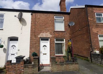 Thumbnail 2 bedroom end terrace house for sale in Spencer Street, Barnton, Northwich, Cheshire
