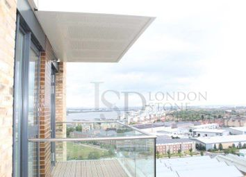 Thumbnail 1 bed flat to rent in Duncombe House, Royal Arsenal, Riverside