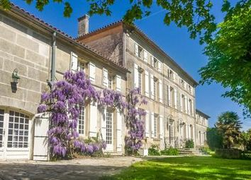 Thumbnail 8 bed property for sale in Louzac-St-Andre, Charente, France