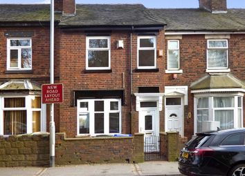 Thumbnail 3 bedroom terraced house for sale in Weston Road, Weston Coyney, Stoke-On-Trent