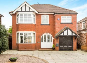 Thumbnail 4 bed detached house for sale in Cronton Lane, Widnes, Cheshire, Tbc