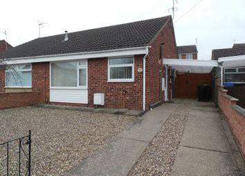 Thumbnail 2 bed semi-detached bungalow to rent in Seventh Avenue, Grantham
