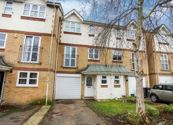 Thumbnail 3 bed town house for sale in Alexandra Gardens, Woking