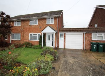Thumbnail 3 bed semi-detached house for sale in Comet Road, Stanwell, Staines-Upon-Thames, Surrey