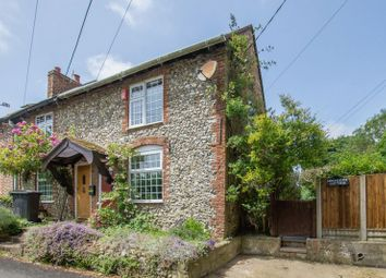 Thumbnail 2 bed terraced house for sale in Ashley, Dover
