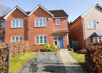 Thumbnail 3 bed semi-detached house for sale in Sunderton Road, Birmingham