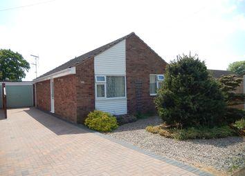 Thumbnail 2 bed detached bungalow for sale in Deer Park Road, Langtoft, Peterborough