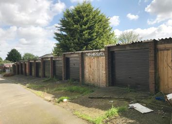Thumbnail Parking/garage for sale in Garages Off Frinsted Road, Erith, Kent