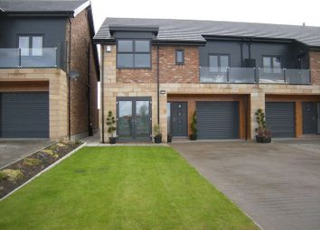Thumbnail 4 bed terraced house for sale in Arcot Grange, Cramlington, Newcastle Upon Tyne