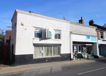 Thumbnail Retail premises for sale in 47 & 49 High Street, Leiston, Suffolk