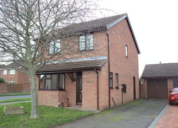 Thumbnail 4 bed link-detached house for sale in Bowness Way, Gunthorpe, Peterborough