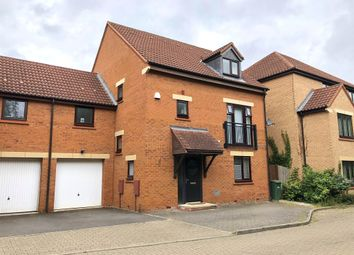 4 bed semi-detached house for sale in Langport Crescent, Oakhill, Milton Keynes MK5