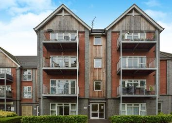 Thumbnail 2 bed flat for sale in Cormorant House, 75 Millward Drive, Bletchley, Milton Keynes