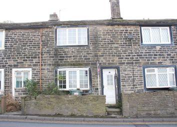 Thumbnail 1 bedroom terraced house for sale in Morningside, Denholme, Bradford, West Yorkshire