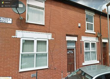 Thumbnail 2 bed terraced house to rent in Bakewell Street, Manchester